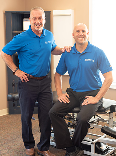 thank you for your interest in Active Release and Chiropractic Center