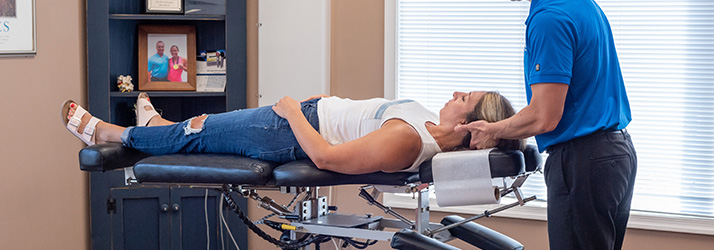 best chiropractor for neck pain relief